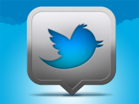 Twitter for Mac Icon - Reinterpreted
