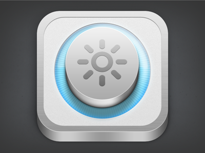 Let there be light... app icon iphone