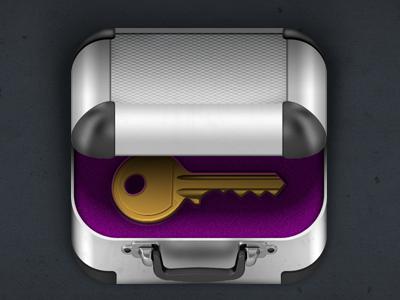 Keychain2go app icon iphone