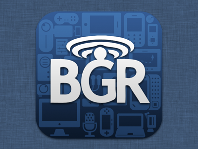 BGR Mobile 3.0 Icon iphone icon app