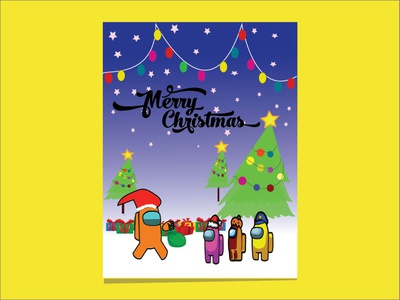 Merry christmas gifts abstract snowflake new year blue season card decoration christmas tree star merry celebration gift xmas illustration holiday winter snow tree christmas