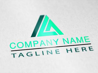 Simple Logo For Business logo letter vector illustration