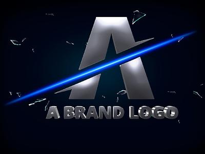 A type brand logo design vector illustration icon creative brand logo letter logo