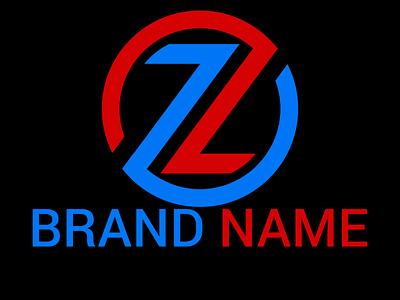 Z letter logo design vector typography logo vector letter