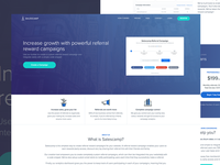 Saas Application Redesign