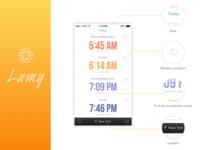 Lumy App - Features