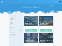 Travel Site Results Page