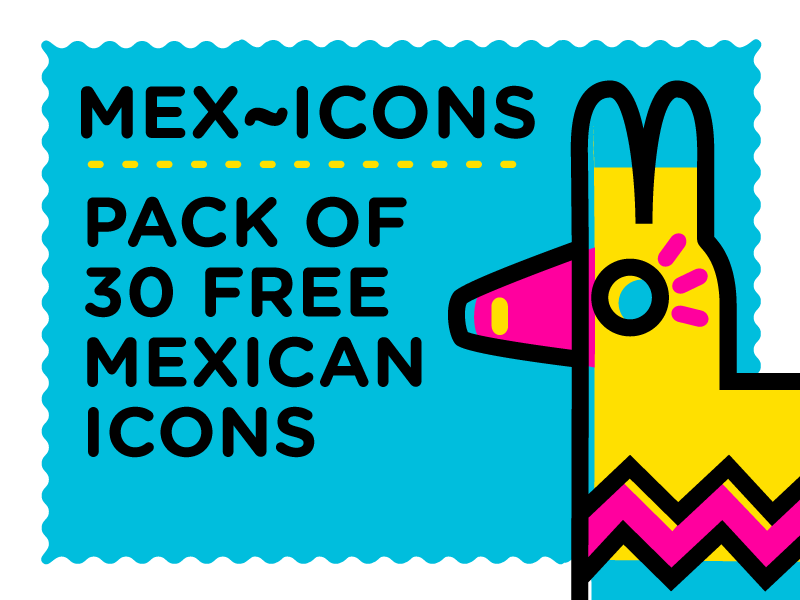 Dribbble mexicons2