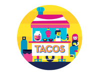 Mexi-site : Taco Stand