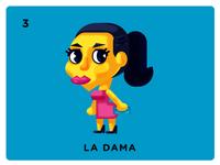 #3 La Dama