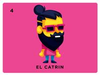 #4 El Catrin