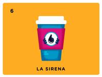 #6 La Sirena