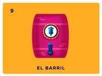 #9 El Barril