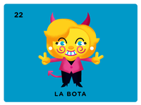 #22 La Bota