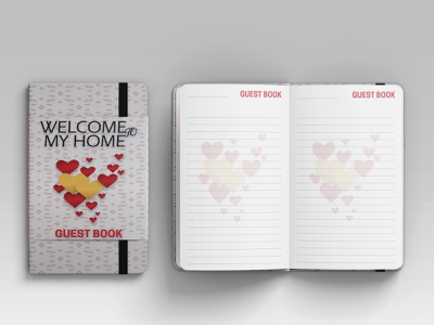 Welcome To My Home Guest Book the guest book guest book ideas welcome page my home guest my home guest my home welcome