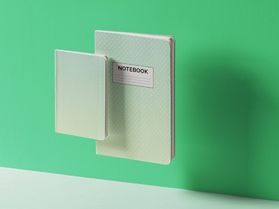 Notebook branding graphicdesign design journal planner 2021 journal planner 2021