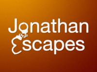 Jonathan Escapes (cuffs logo)