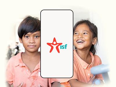 Donation flow for an NGO education children school donate design principle form donating application principle for mac animation app ux ui