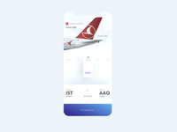 Airplane Ticket Reservation
