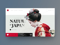 Nature Of Japan
