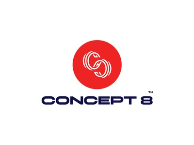 Branding for a recent project- 'Concept8'