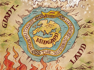 Midgardmap dribbble