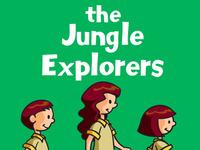 The Jungle Explorers - the book
