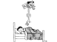 Inktober 26: Stretch
