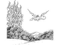 Inktober Chapter 14: Overgrown