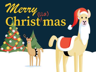Merry Christ(lla)mas