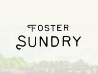 Foster Sundry