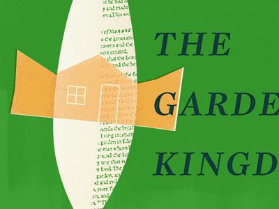 The Garden Kingdom eden house crown leaf