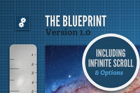 The Blueprint Tumblr Theme