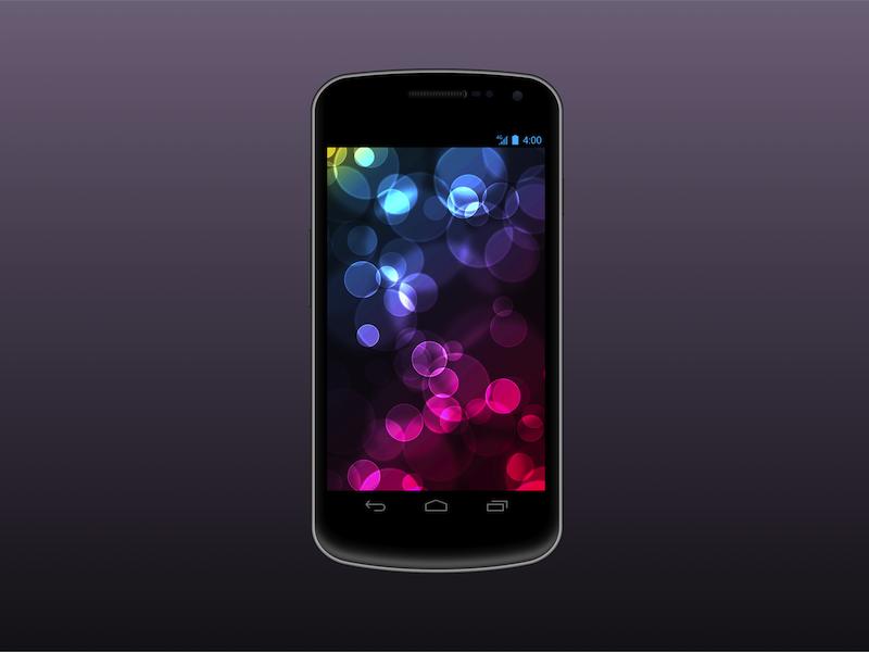 Galaxy Nexus Sketch sketch experiment sketch app galaxy nexus