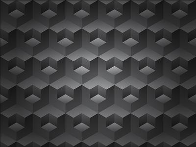 Cube Pattern vector cube pattern