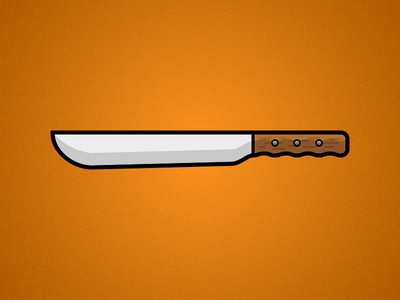 Knife vector illustration knife