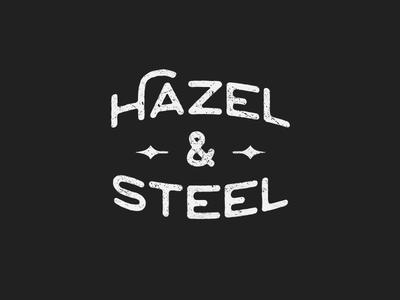 Hazel & Steel Logo