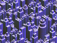 Isometric City Limits