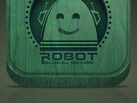 iOS Icon - Robot Global Design