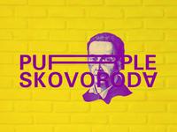 Purple Skovoroda