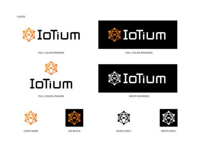 IoTium Logo Re-design