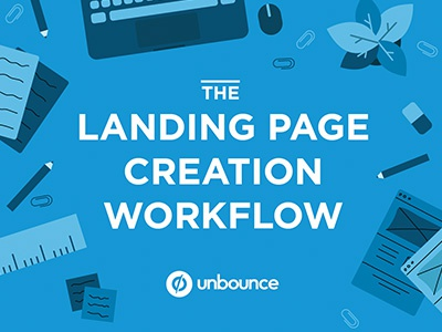 The Landing Page Creation Workflow