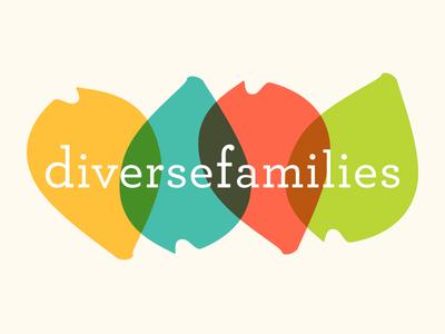 DiverseFamilies logo family children toys diversity