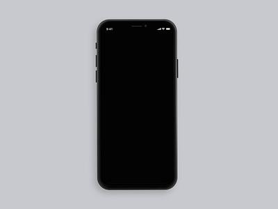 outGo quick view dark mode product dark ui ios animation interaction mobile card design app ux ui