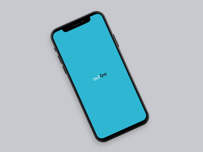 outGo add new action video gif product ios interaction mobile card design app ux ui