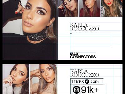Max Connectors Media Kit maxmedialab influencers fashion instagram media kit