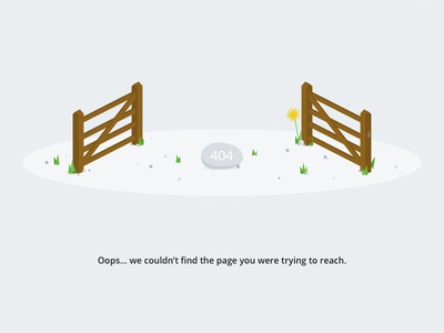 404 alternative