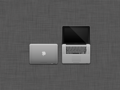 MacBook Pro psd illustration icon ui macbook laptop computer mac daniel grönlund