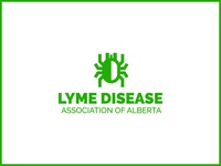 Logo design for Lyme Disease Association of Alberta