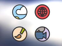 Some Simple Icons